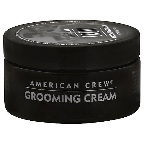 American Crew Grooming Cream with High Hold and Shine - 3 Oz