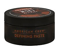American Crew Defining Paste with Medium Hold and Low Shine - 3 Oz