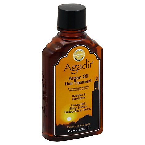 Agadir Hair Treatment Argan Oil - 4 Fl. Oz.