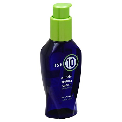 Its A 10 Miracle Styling Serum - 4 Fl. Oz.
