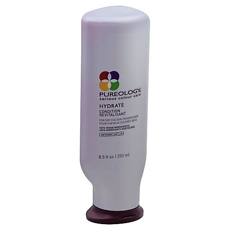 Pureology Hydrate Condition for Dry Colour-Treated Hair - 8.5 Fl. Oz.