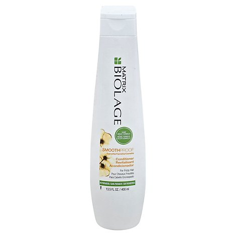 Biolage SmoothProof Camelia Conditioner - 13.5 Fl. Oz.