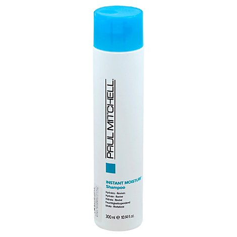 Paul Mitchell Instant Moist Shampoo - 10.14 Oz