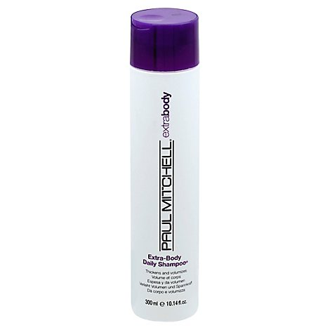 Paul Mitchell Ex Body Daily Shampoo - 10.14 Oz