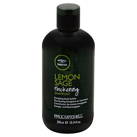 Paul Mitchell Lemon Sage Thicken Shampoo - 10.14 Oz