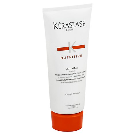 Kerastase Nutritive Conditioner Lait Vital - 6.8 Fl. Oz.