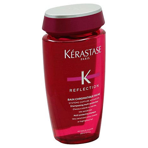 Kerastase Reflection Shampoo Bain Chroma Riche Luminous Softening - 8.5 Fl. Oz.