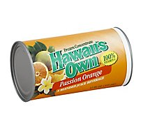 Hawaiis Own Juice Frozen Concentrate Passion Orange - 12 Fl. Oz.