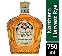 Crown Royal Whisky Signature Rye Northern Harvest 90 Proof - 750 Ml