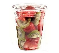 Fresh Cut Berry Cup With Kiwi - 8 Oz