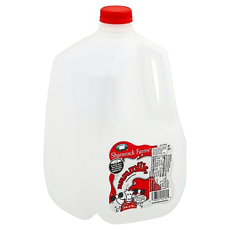 Shamrock Farms Milk Whole 1 Gallon - 3.78 Liter