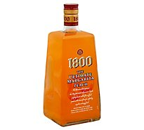 1800 Peach Ready To Drink - 1.75 Liter