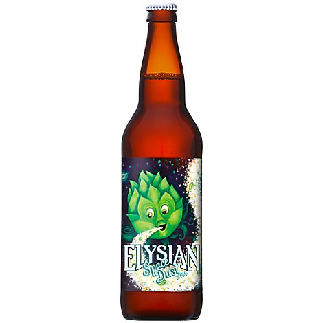 Elysian Space Dust Ipa In Bottles - 22 Fl. Oz.