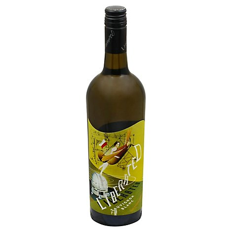 Liberated Wine Sauvignon Blanc Liberated Sonoma County - 750 Ml