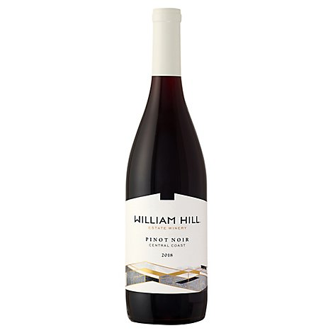 William Hill Estate Central Coast Pinot Noir Red Wine - 750 Ml
