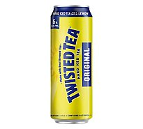 Twisted Tea Original Can - 24 Fl. Oz.