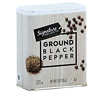 Signature SELECT Black Pepper Ground - 3 Oz