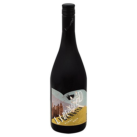 Liberated Wine Pinot Noir Monterey - 750 Ml