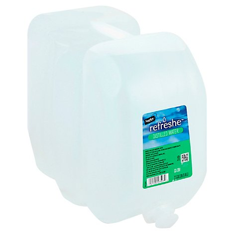 Signature SELECT Water Distilled - 2.5 Gallon