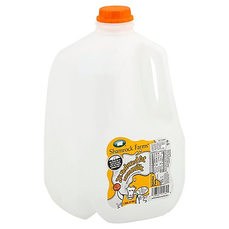 Shamrock Farms Milk Reduced Fat 2% 1 Gallon - 3.78 Liter