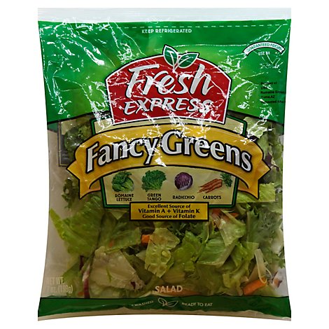 Fresh Express Fancy Greens - 7 Oz