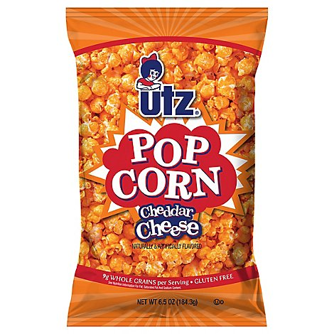 Utz Popcorn Cheese - 6.5 Oz