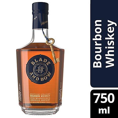 Blade And Bow Whiskey Bourbon 91 Proof - 750 Ml