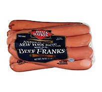 Dietz & Watson Ny Style Beef Franks - 16 Oz