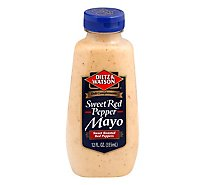 Dietz & Watson Deli Complements Mayo Sweet Red Pepper - 12 Oz