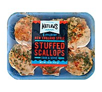 Matlaws Stuffed Scallops - 15 Oz