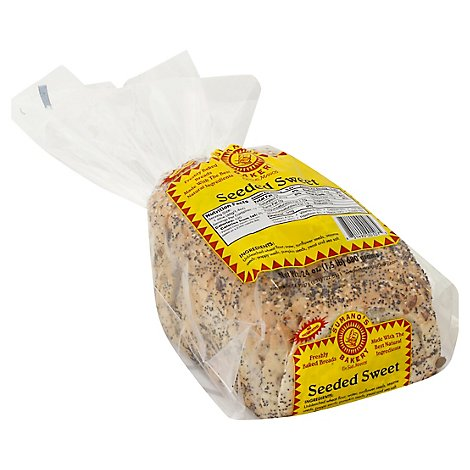 Sumanos Bakery Bread Seeded Sweet Bread - 1.5 Lb