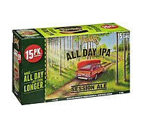 Founders Brewing Co. Year-Round Beer All Day IPA Can - 15-12 Fl. Oz.