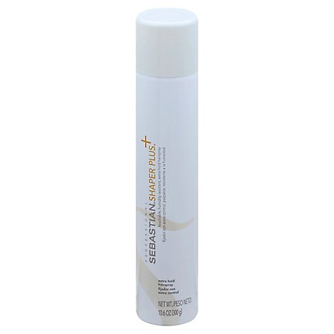 Sebastian Shaper Plus Hairspray Extra Hold - 10.6 Oz