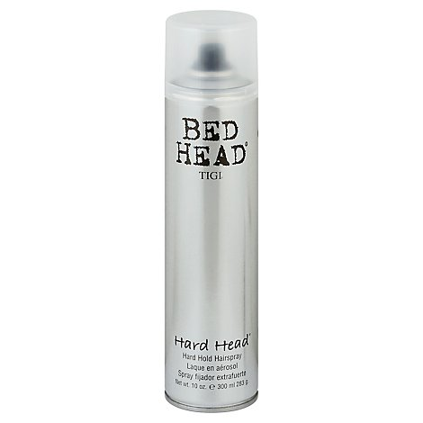 Tigi Bed Head Hairspray Hard Hold Hard Head - 10.6 Oz