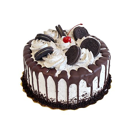 Bakery Cake 2 Layer Cookies N Creme - Each