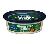 Litehouse Family Favorites Dressing & Dip Homestyle Ranch - 8 Lb