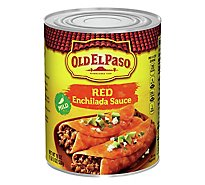 Old El Paso Sauce Enchilada Red Mild Can - 19 Oz