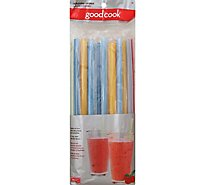 Good Cook Straws Milkshake - 25 Count
