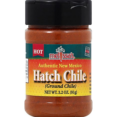 Hot Hatch Chile Dried Ground - 3.2 Oz
