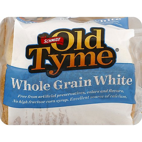 Schmidts Blue Ribbon Whole Grain White Bread 20 Ounce - 20 Oz