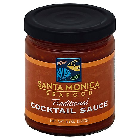 Santa Monica Seafood Cocktail Sauce - 8 Oz