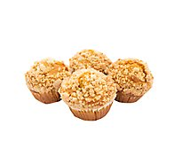 Hill & Valley Muffin Mini Sugar Free Pumpkin Streusel - Each