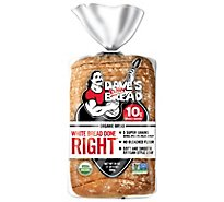 Daves Killer Bread Organic White Bread Done Right - 24 Oz
