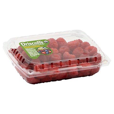 Raspberries Organic - 9 Oz