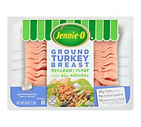 Jennie-O Turkey Store Turkey Ground Turkey Breast Extra Lean 99% Lean 1% Fat - 16 Oz