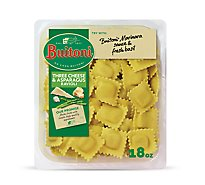 Buitoni Ravioli Three Cheese Asparagus - 18 Oz