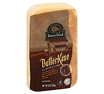 Boars Head Cheese Butterkase Pre-Cut - 8 Oz