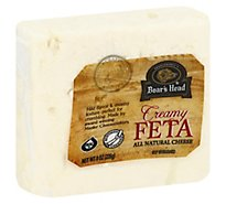 Boars Head Cheese Feta Pre-Cut - 8 Oz