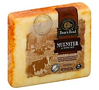 Boars Head Cheese Pre Cut Muenster - 8 Oz