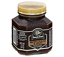 Boars Head Ham Glaze Brown Sugar & Spice - 11 Oz